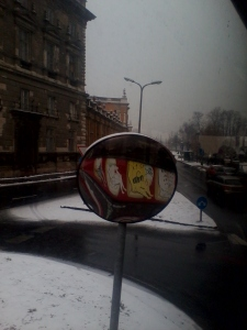budapest, bus travel